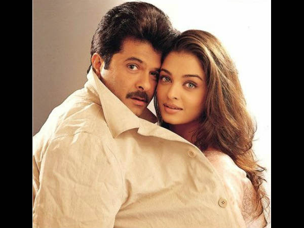 Aishwarya Rai And Anil Kapoor Won't Be Romancing Each Other