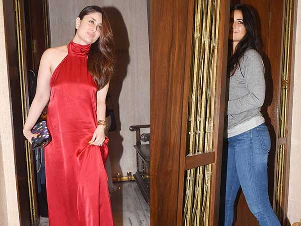 She Was Greeted Warmly By Kareena