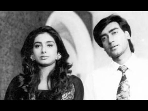 Why Ajay Devgn Used To Spy And Beat Up Boys Who Were Caught Talking To Tabu