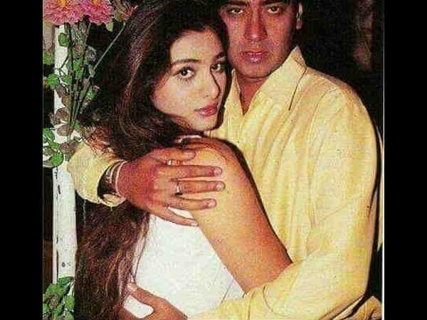 Ajay Is Very Protective Of Tabu