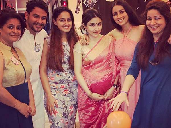 Soha Ali Khan And Kunal Kemmu Blessed With A Baby Girl