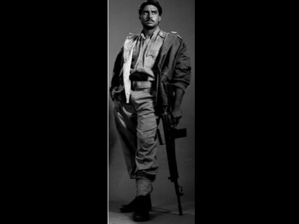 Abhishek Bachchan's First Photoshoot For Refugee