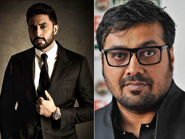 OH NO! Is Abhishek Bachchan Making Anurag Kashyap Wait Because Of His Old Fight With Him?