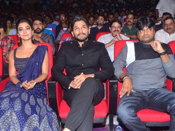 In PICS! Highlights Of Duvvada Jagannadham Audio Launch
