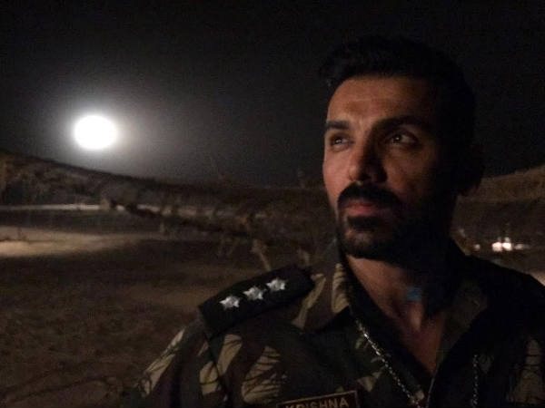 TOO INTENSE! New Still Of John Abraham From Parmanu- The Story Of Pokhran Will Leave You Curious!
