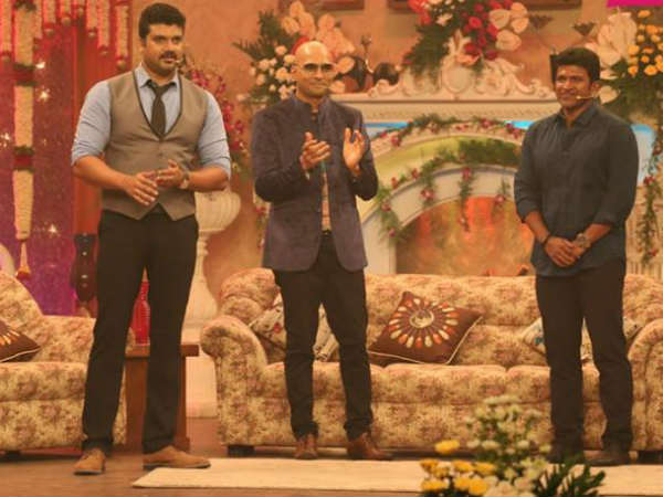 Power Star Puneeth Rajkumar To Be The Guest On This Weekend's Episode Of Maja Talkies