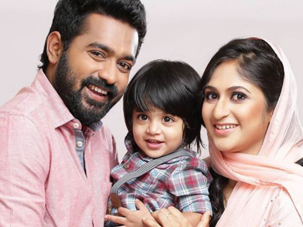 Asif Ali & Zama Mazreen Welcome Their Second Child