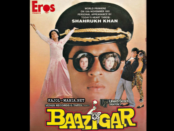 Mollywood Retake: What If Shahrukh Khan's Baazigar Is Remade In Malayalam?