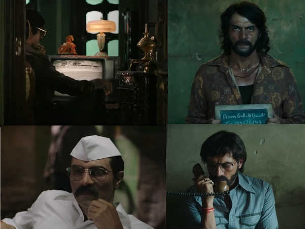 Arjun Rampal as Arun Gawli: First look of Daddy is out