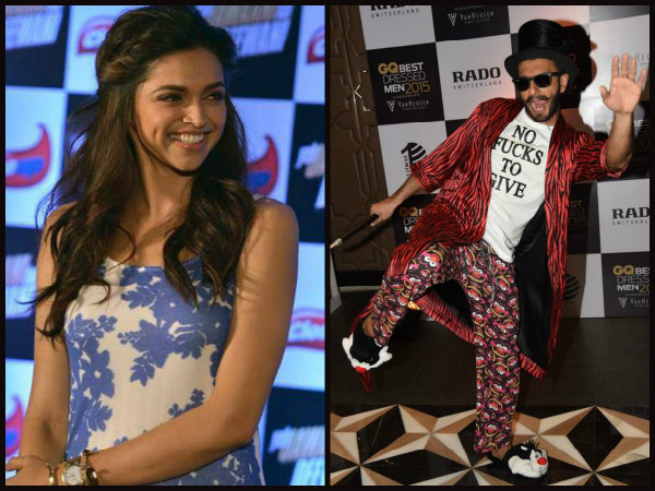 Totally Unexpected! Deepika Padukone Calls Ranveer Singh A 'Clown', Here's How He Responded!