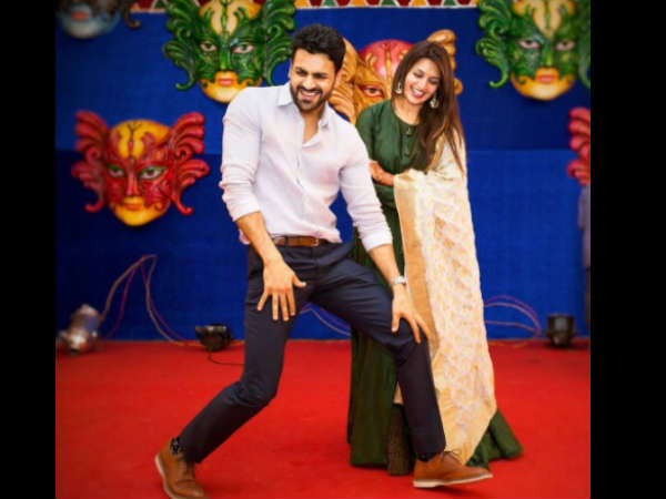 Divyanka-Vivek's Sangeet Ceremony Is The Reason Why They Participated On Nach Baliye 8!