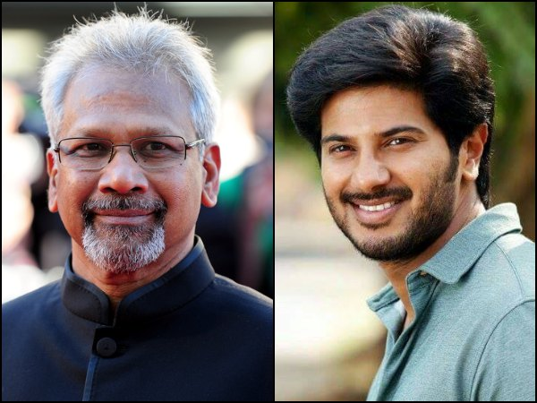 Dulquer Salmaan's B'day Wish For Mani Ratnam Proves His Great Admiration For The Director!