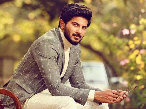 IN PIC! Look Who Joined Dulquer Salmaan To Celebrate Eid!