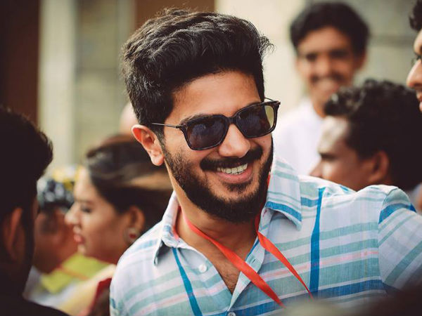 Dulquer Salmaan Releases The First Poster Of Parava!