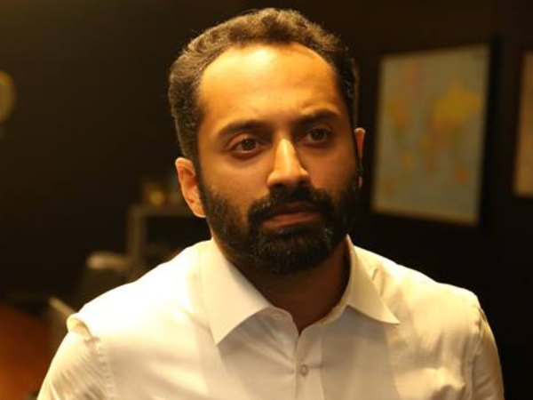 Fahadh Faasil's Fake Facebook Profile: The Actor Lodges A Complaint!
