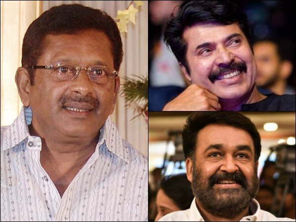Who Among Mammootty & Mohanlal Is The Best Actor? When Fazil Answered A Tough Question!