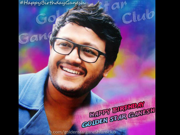 Who Is Golden Star Ganesh's Favourite Actor?