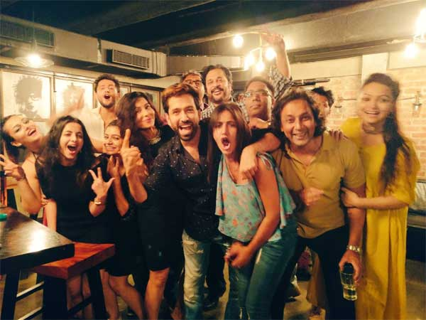 #1YearOfIshqbaaaz: Nakuul Mehta, Surbhi Chandna & Others Celebrate The Occasion (PICS)