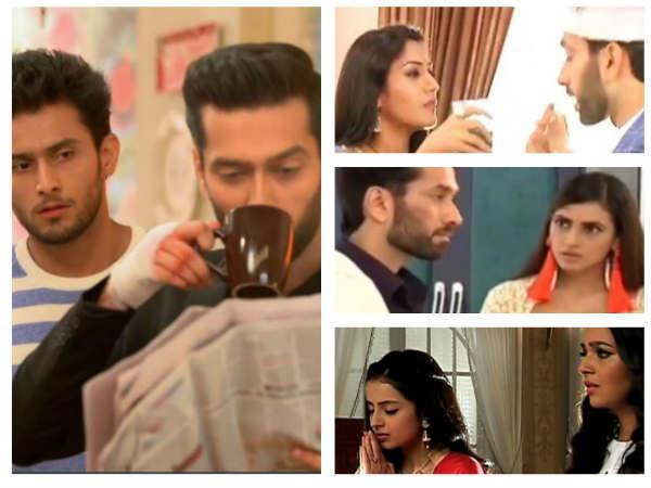 Ishqbaaz & DBO Spoilers: Shivaay Gets Arrested; Kamini Troubles Priyanka; Gauri Fakes Pregnancy!