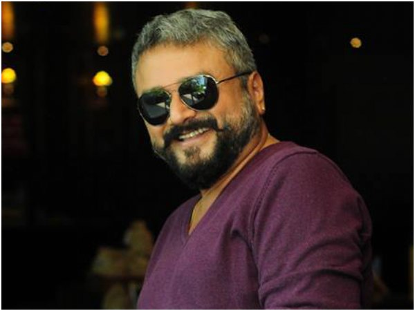 Jayaram Bags A Real Interesting Project!