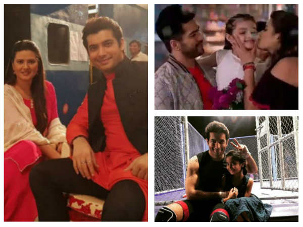 Kasam Takes 7 Years Leap: New Promo! Tanuja & Rishi Separated; Amit Tandon Enters The Show!