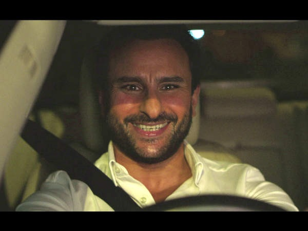 WHY SO HAPPY? Here's Saif Ali Khan's First Look From Kaalakaandi; Film Releases On 8th September