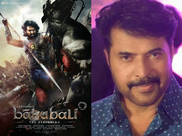 WOW! Mammootty's Parole Has A Baahubali Connection