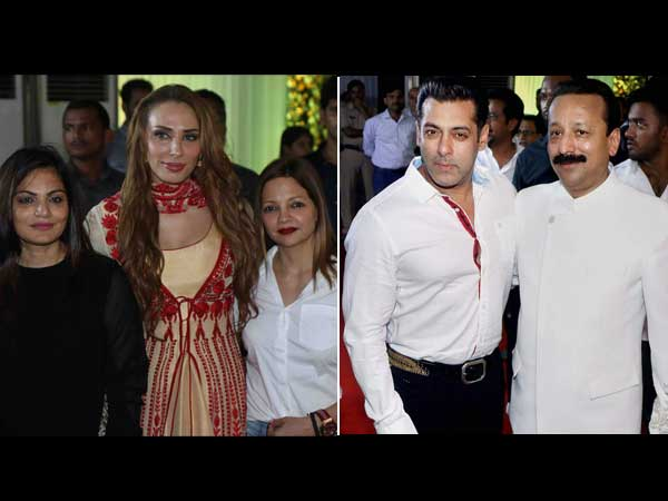 OMG! Salman Khan's Sister Gets Angry At The Media; All Thanks To Iulia Vantur & This STRANGE Reason!