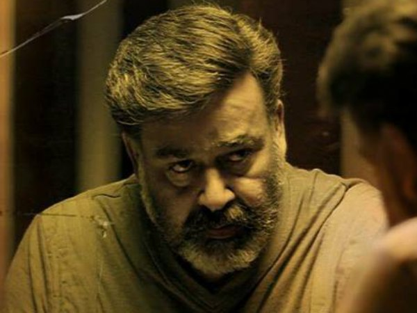 Mohanlal's Villain: A Heavy Duty Climax Sequence On Cards?