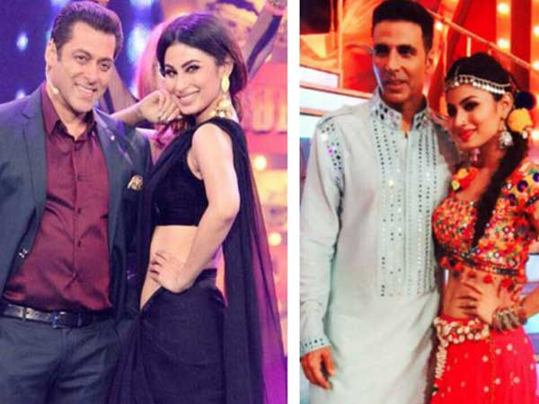 Naagin Actress Mouni Roy Is All Set For Akshay Kumar's Gold!