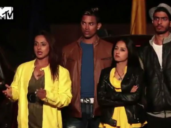 MTV TV Roadies Rising Girls Face Sexual Harassment; The Guy Thrown Out Of The Show!