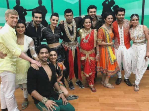 Nach Baliye 8: Competition To Get Tougher! Contestants To Prepare For Two Acts!