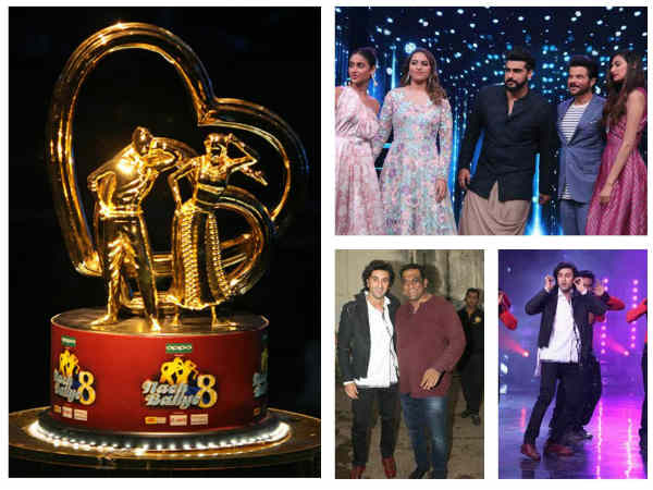 Nach Baliye 8 Grand Finale: Ranbir Kapoor, Ileana D'Cruz, Anil & Arjun Kapoor Add Charm To The Show