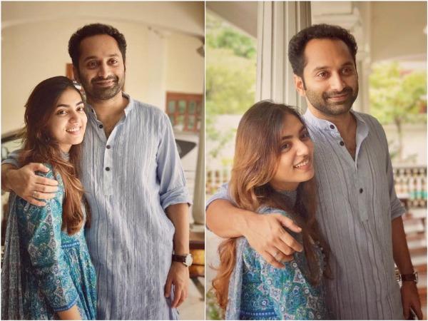 Nazriya Nazim-Fahadh Faasil's Eid Clicks Go Viral!
