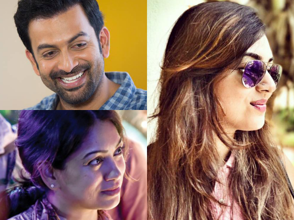 GRAPEVINE: Nazriya Nazim To Come Back With Prithviraj-Anjali Menon Movie?