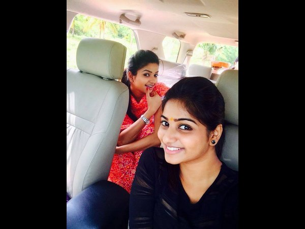 nithya ram harassed by stranger