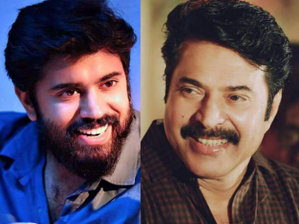 RUMOUR HAS IT! Nivin Pauly To Star In Mammootty's Biopic