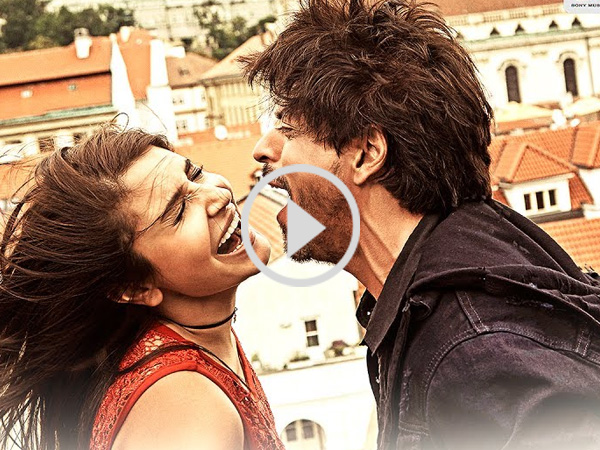 Jab Harry Met Sejal Song 'Radha' Showcases Shahrukh Khan & Anushka Sharma's Sweetness!