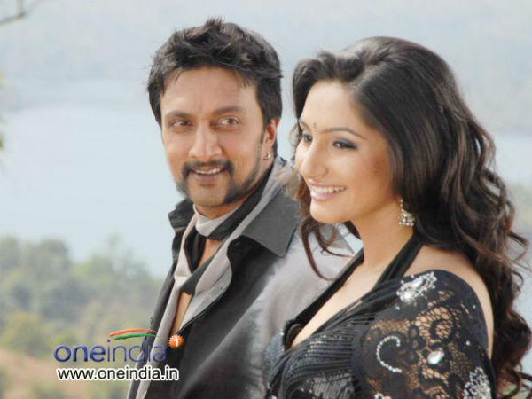 ragini dwivedi and sudeep