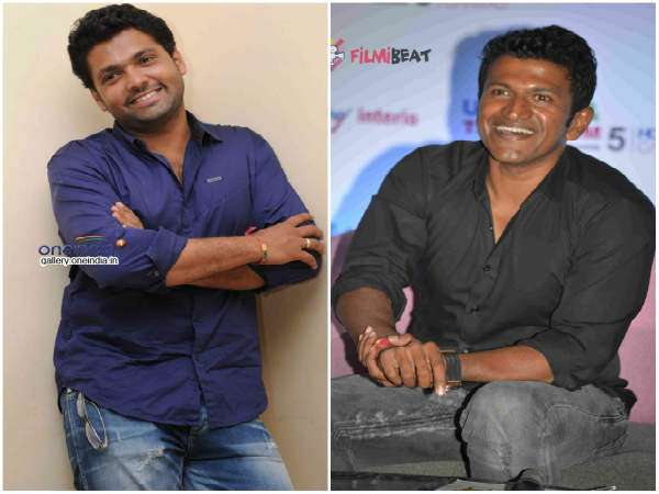 Will Rakshit Shetty Direct Puneeth Rajkumar After Kichcha Sudeep?