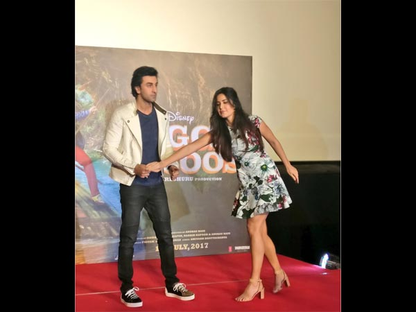 WHAT'S WRONG WITH THEM! Ranbir Kapoor Tries To HUMILIATE Katrina Kaif But She SHUTS Him Up!