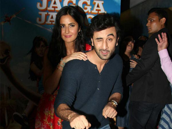 Ranbir-Katrina's Jagga Jasoos drops its surreal second trailer