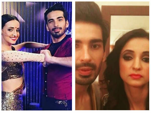 Sanaya Irani & Mohit Sehgal Break Silence; Clarify That They Are NOT Contracted To Win Nach Baliye 8