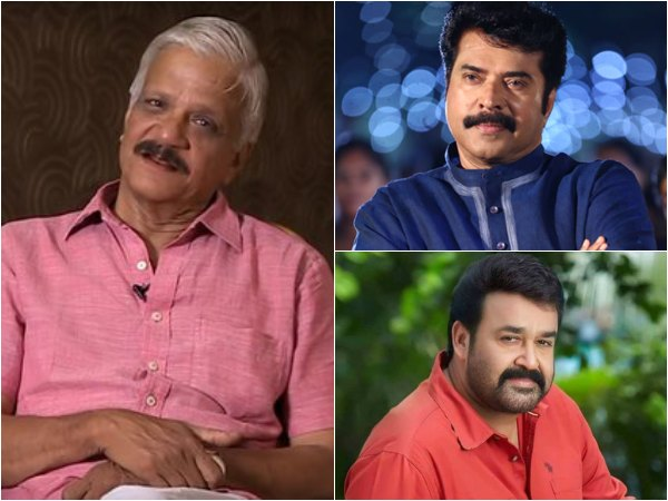 Difference Between Mammootty & Mohanlal! SN Swamy's Take On The Acting Style Of The Legends!