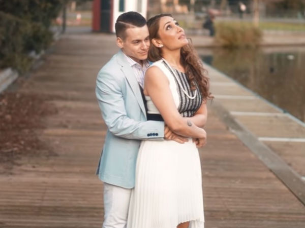 Ex-Bigg Boss Contestant Sofia Hayat Gets Intimate With Husband Vlad In Her New Music Video