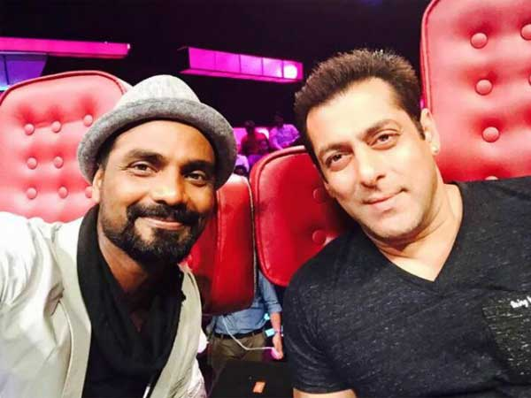Salman Doesn't Need Rehearsals, He's A Quick Learner: Remo