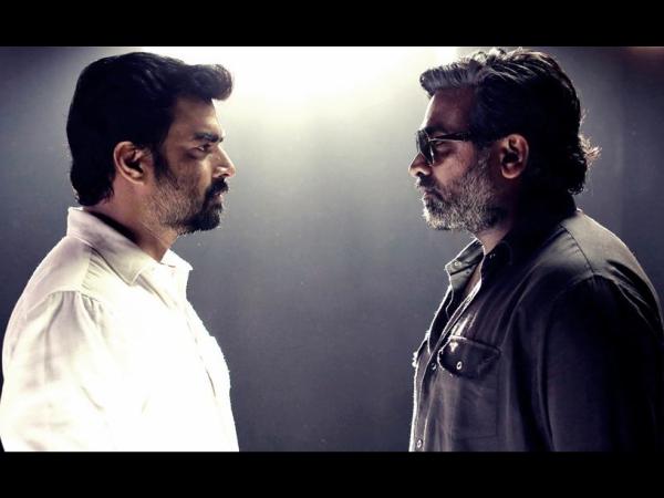 Vikram Vedha Movie Trailer - Vijay Sethupathi, Madhavan Action Packed Entertainer