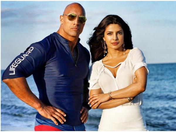 I Did Fall In Love With Priyanka Chopra: Dwayne Johnson