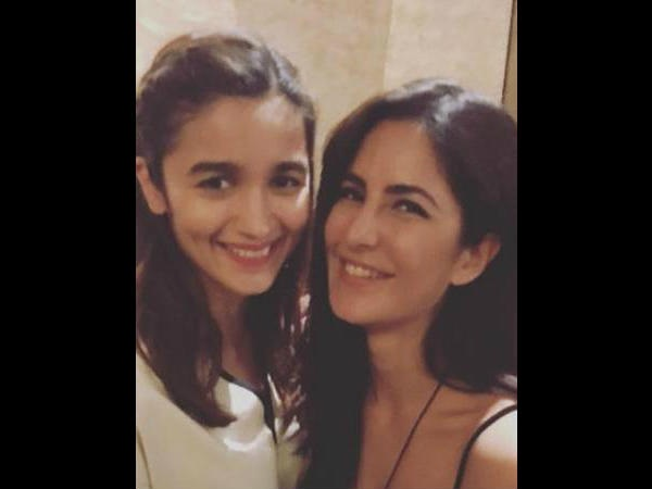 Alia & Katrina- No More BFF's?