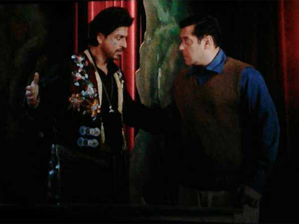 Here's Why SRK Did So For Salman
